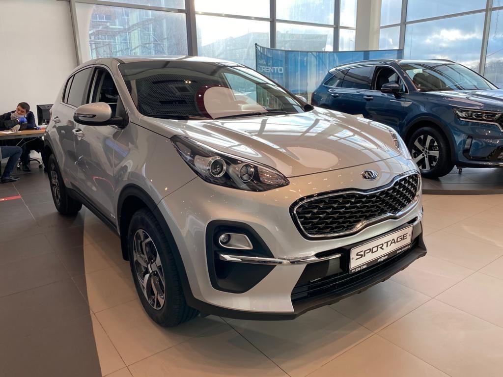 Kia Sportage 2018 - по н.в.