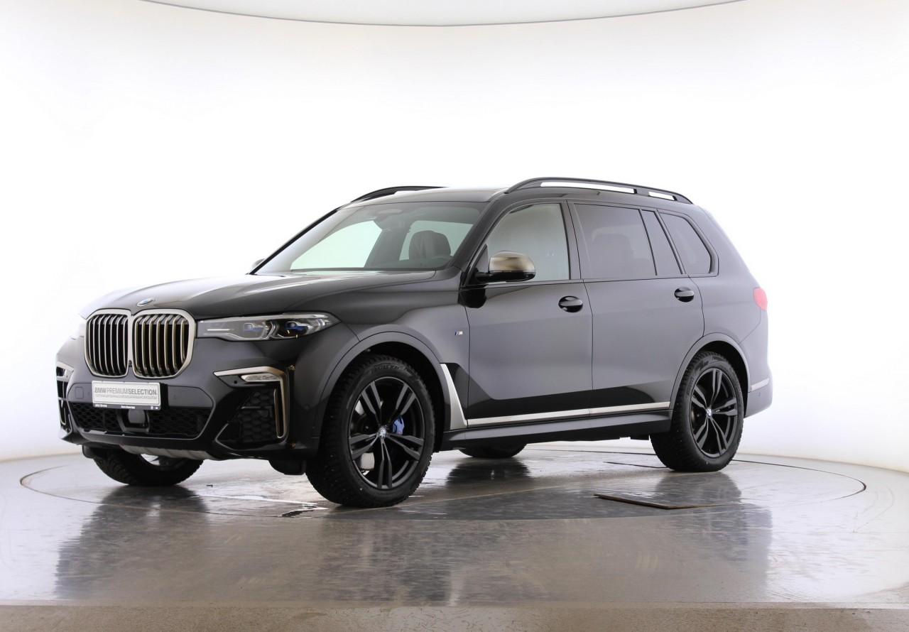 BMW X7 2018 - по н.в.