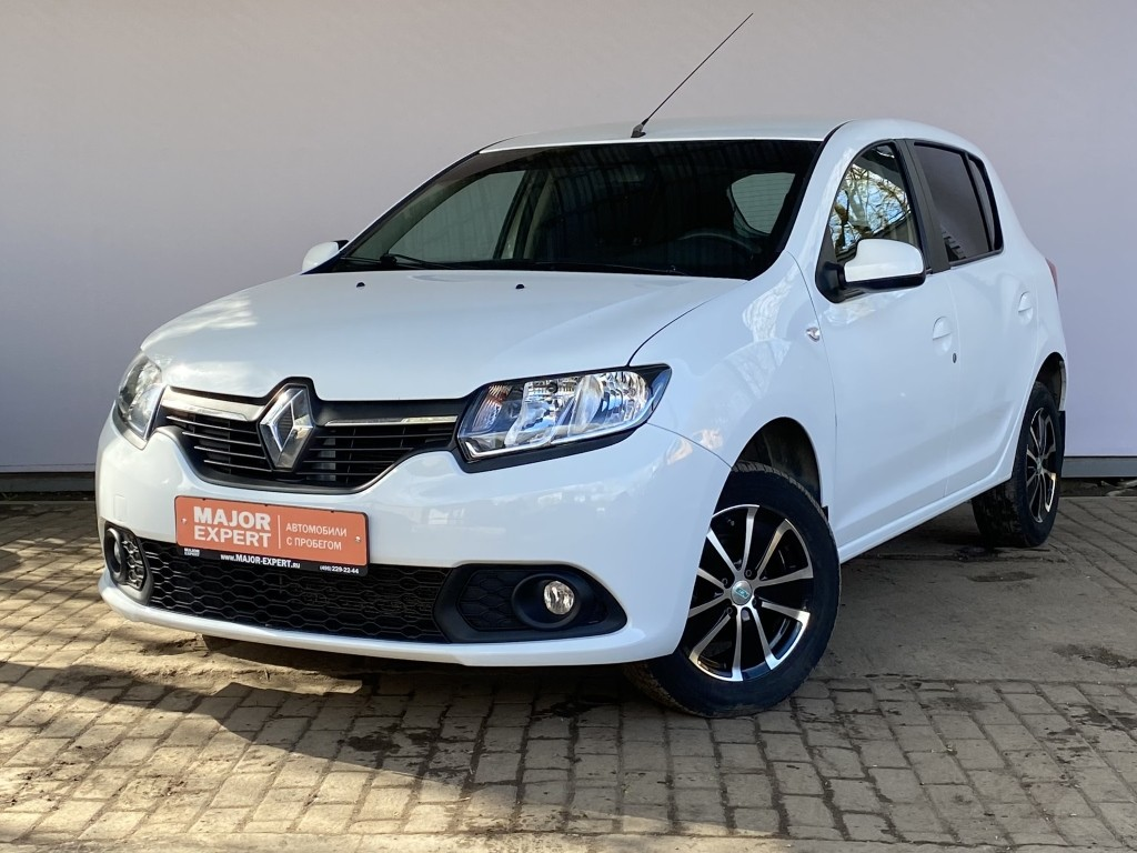 Renault Sandero 2014 - 2018