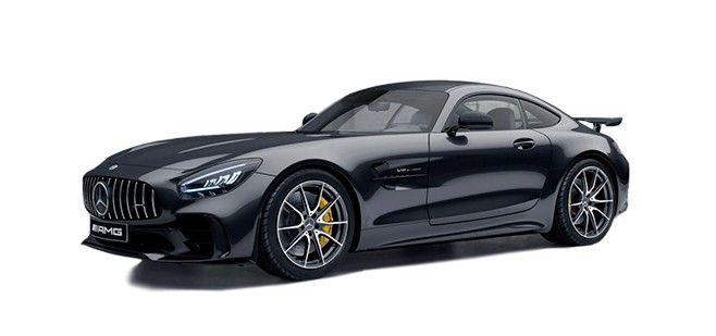 Mercedes-Benz AMG GT Coupe