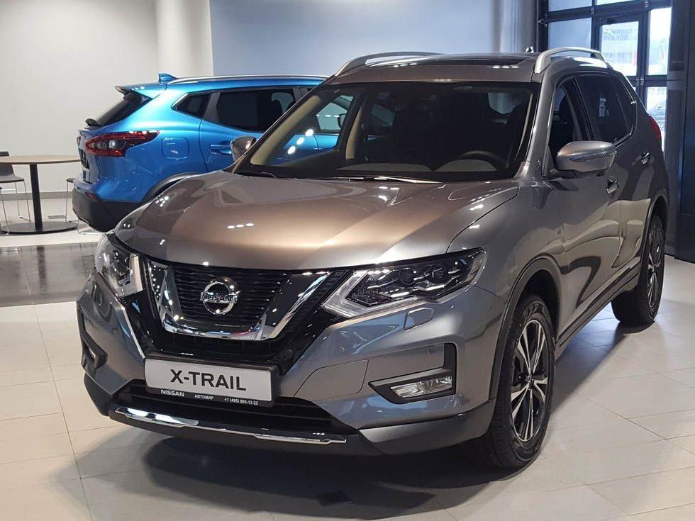 Nissan X-Trail 2017 - по н.в.