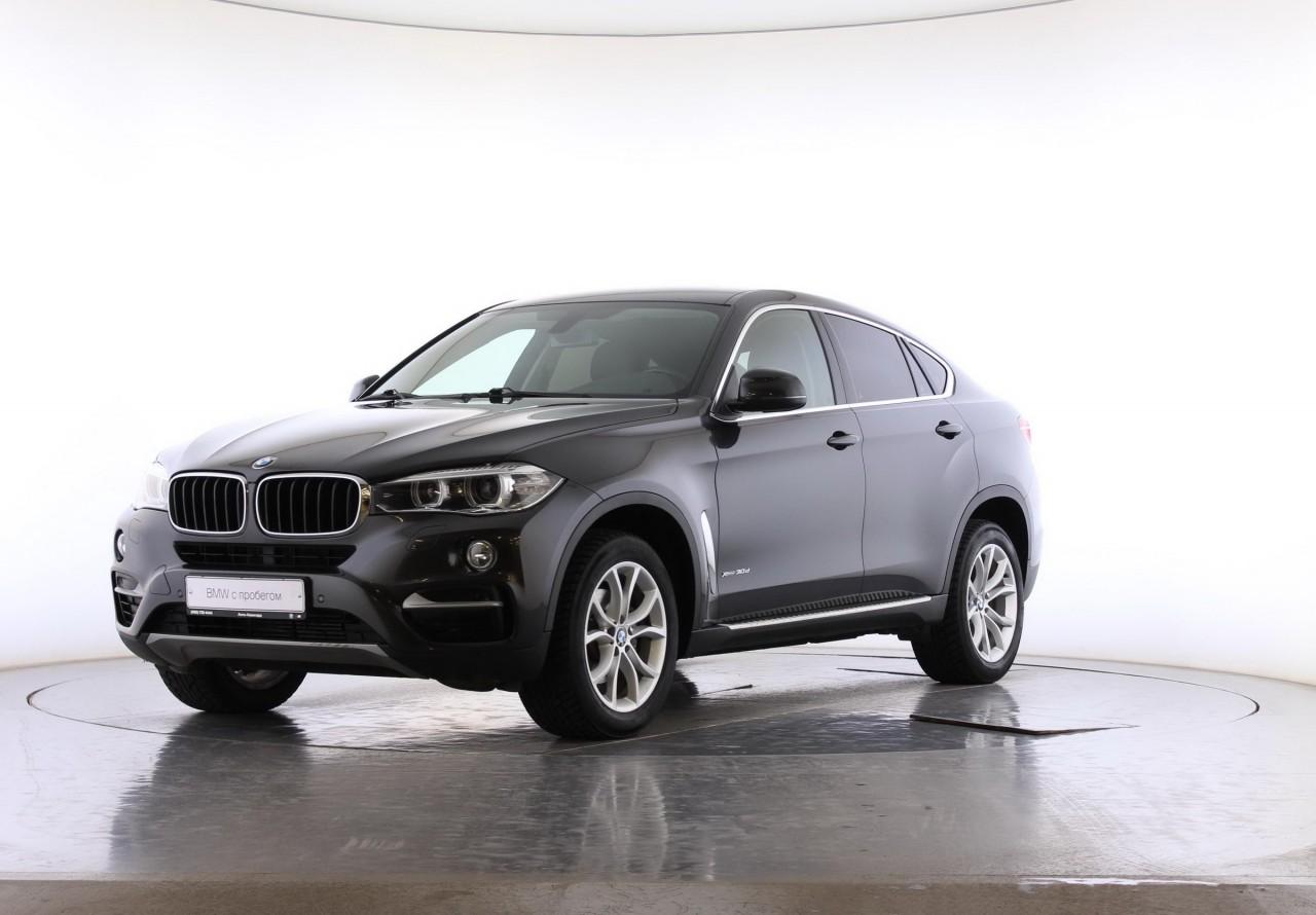 BMW X6 2014 - по н.в.