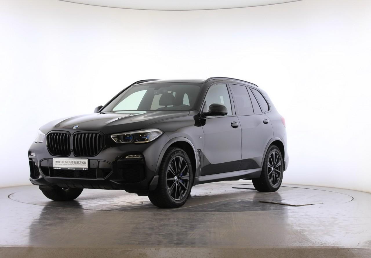 BMW X5 2018 - по н.в.