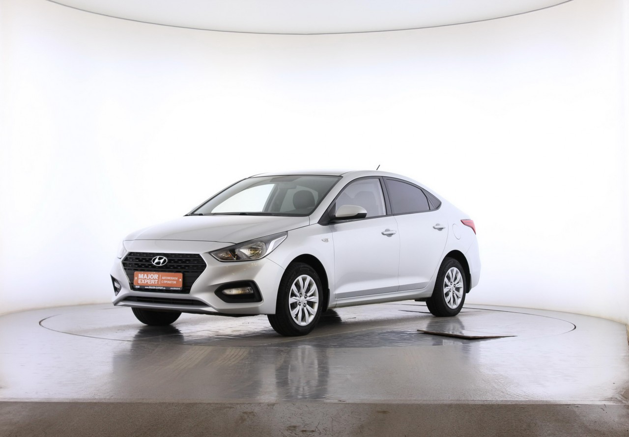 Hyundai Solaris Sedan 2017 - по н.в.