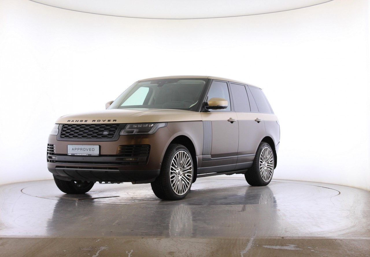 Land Rover Range Rover 2017 - по н.в.