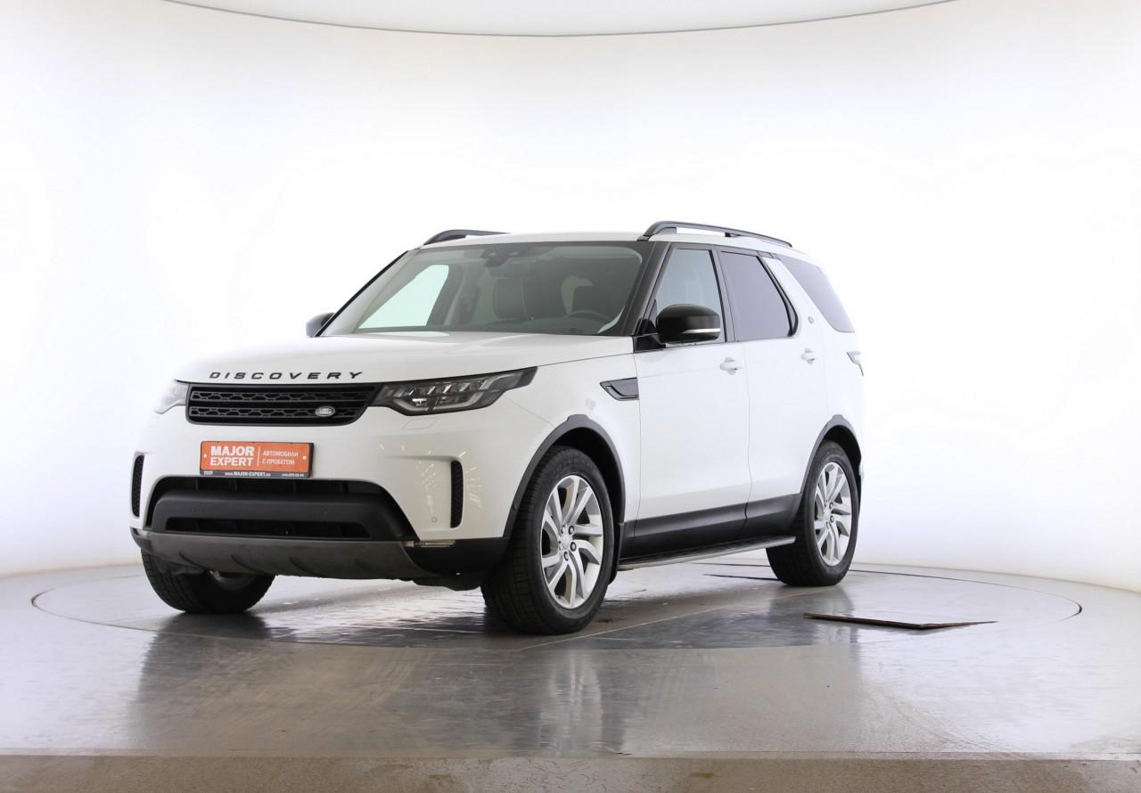 Land Rover Discovery 2016 - по н.в.