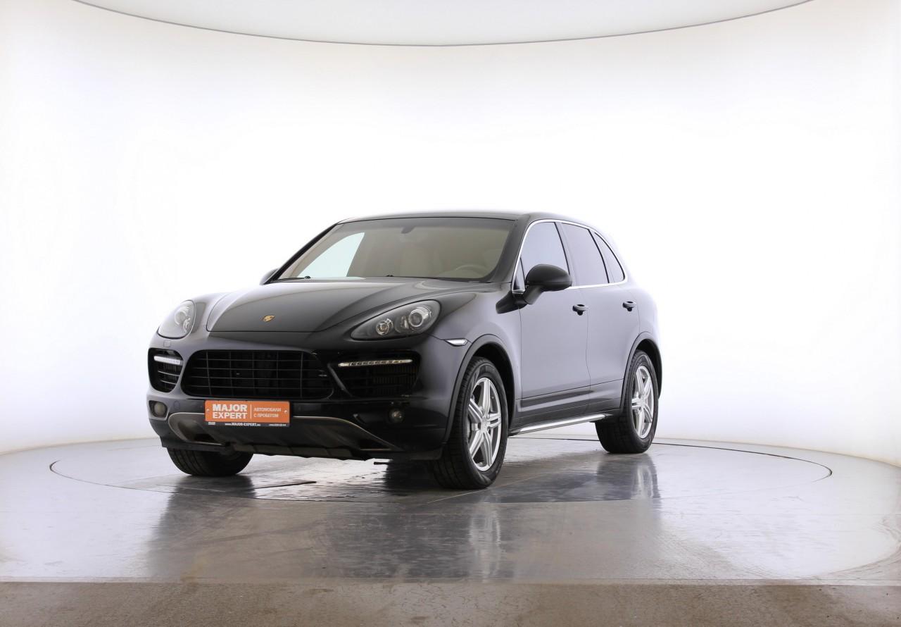 Porsche Cayenne 2010 - 2014