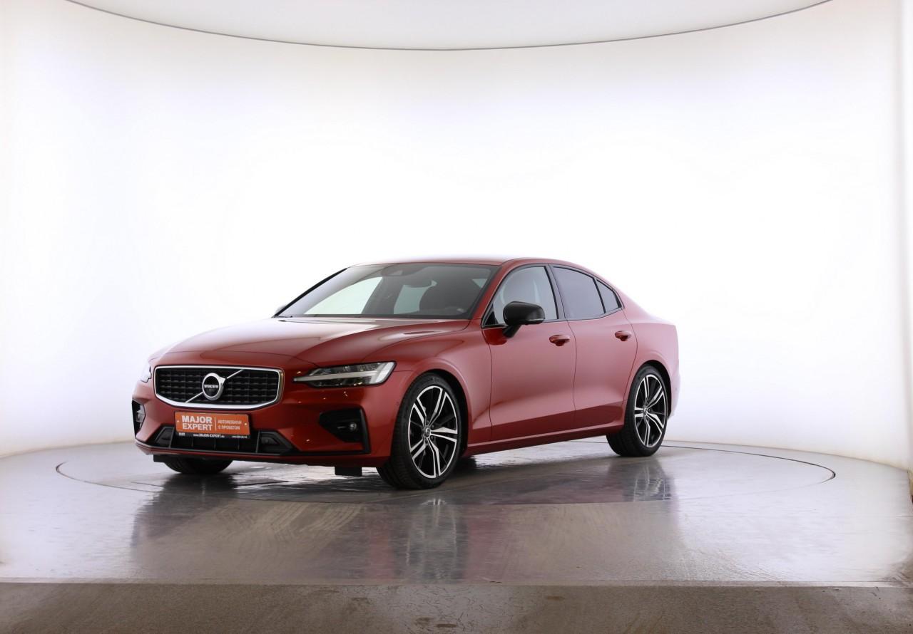 Volvo S60 2018 - по н.в.